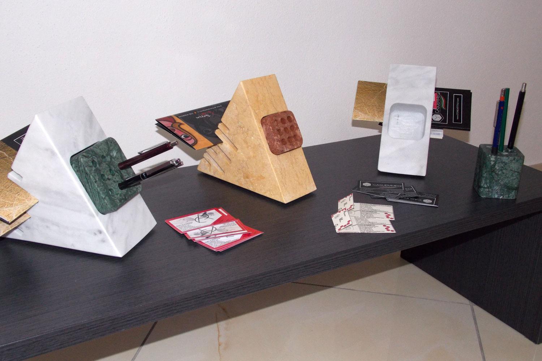 Design ufficio portaoggetti amg stone art italian for Design ufficio